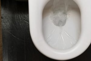 Why The Toilet Is Running & What You Can Do About It